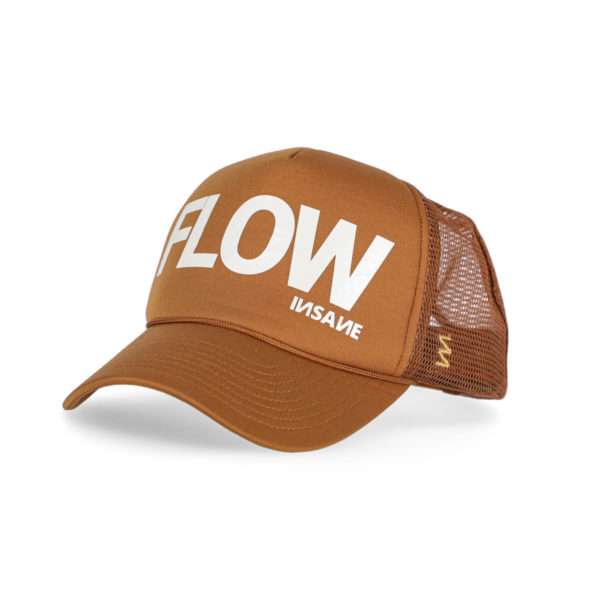 Gorra FLOW trucker INSANE