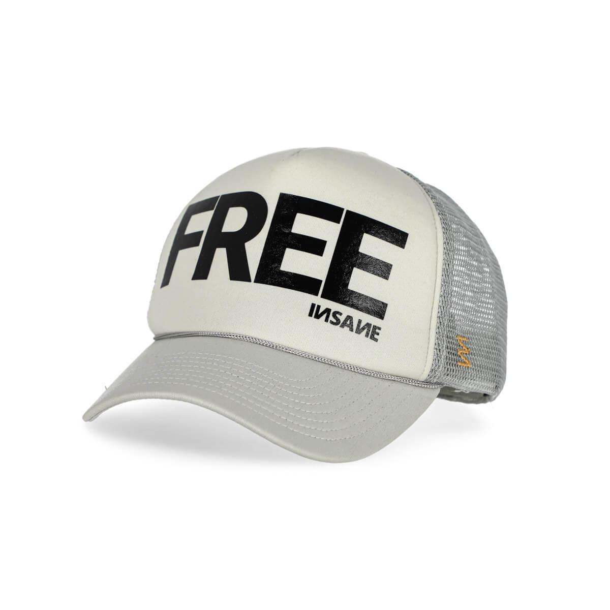 Gorra FREE trucker INSANE