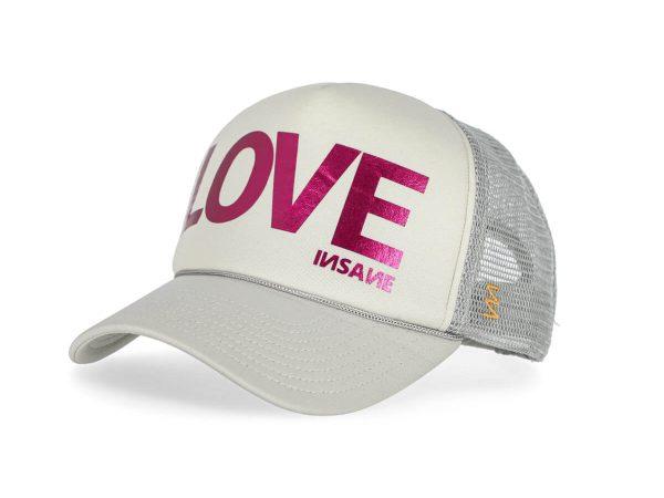 Gorra LOVE trucker INSANE