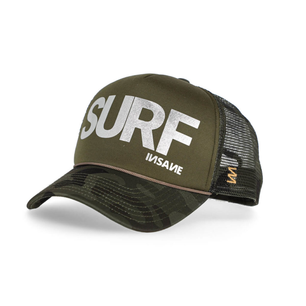 Gorra SURF trucker INSANE